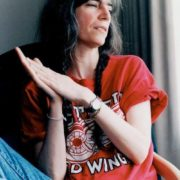 Attractive Patti Smith