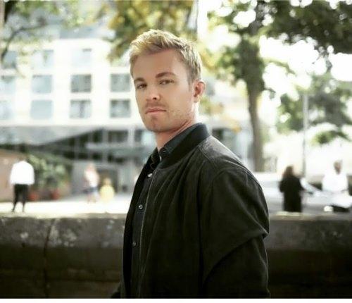 Awesome Nico Rosberg