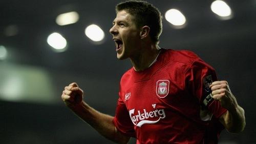 Awesome Steven Gerrard