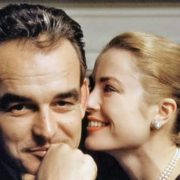 Celebrated Grace Kelly and Rainier III