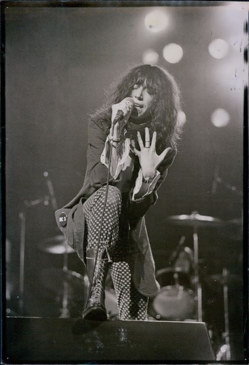Celebrated Patti Smith