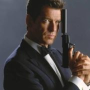 Charming Pierce Brosnan