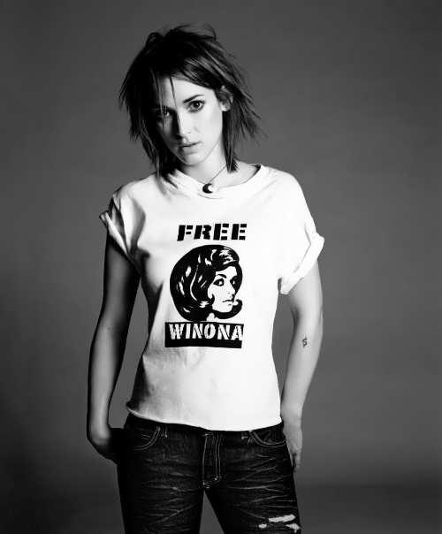 Charming Winona Ryder