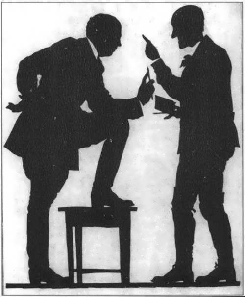 Conversation of Narbut and Grabuzdov, 1919