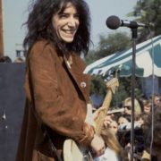 Famed Patti Smith