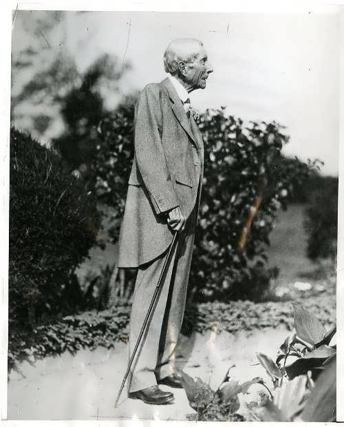 Famous John D. Rockefeller