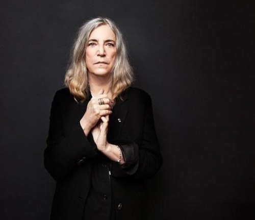 Famous Patti Smith