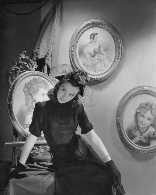 Famous Vivien Leigh