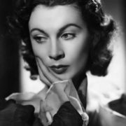 Famous actress Vivien Leigh
