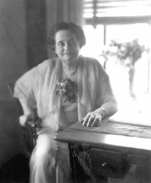 Famous writer Alice Bailey
