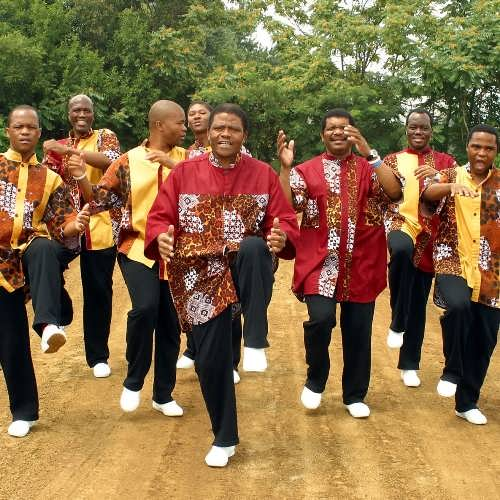 Gorgeous Ladysmith Black Mambazo