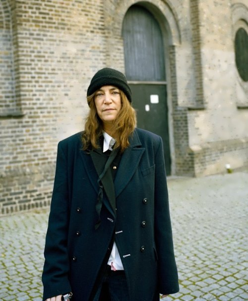 Gorgeous Patti Smith