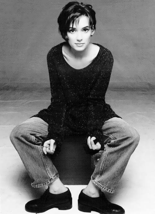 Gorgeous Winona Ryder