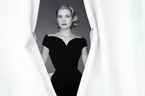 Grace Kelly - famous actress and Princess