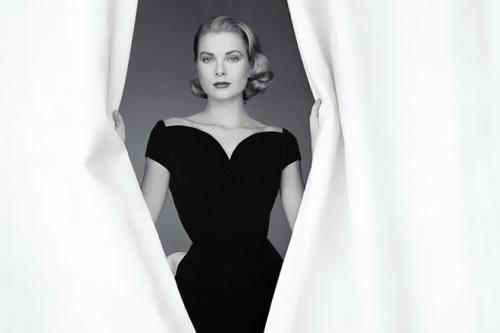 Grace Kelly - famous actress and Princess