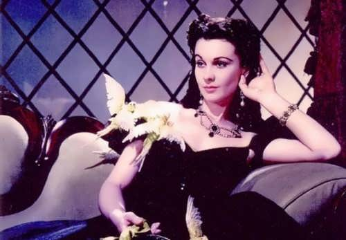 Graceful Vivien Leigh