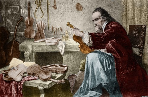Great master Stradivari