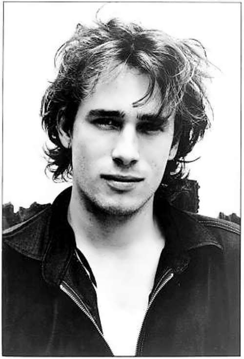 Handsome Jeff Buckley