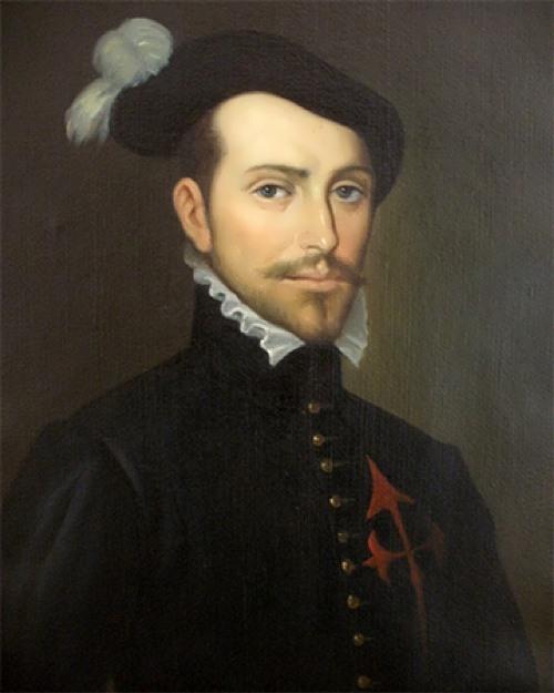 Hernan Cortes - Spanish conquistador