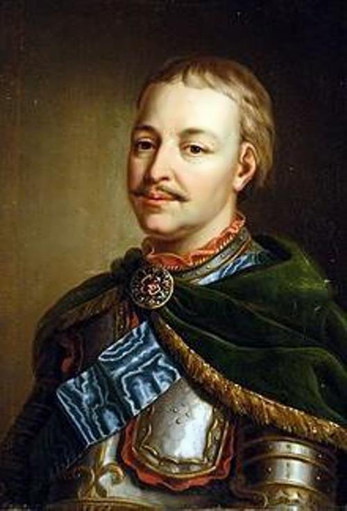 Ivan Mazepa - Cossack leader