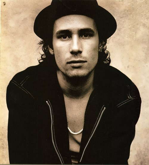 Jeff Buckley - American multi-instrumentalist
