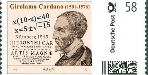 Known Geronimo Cardano