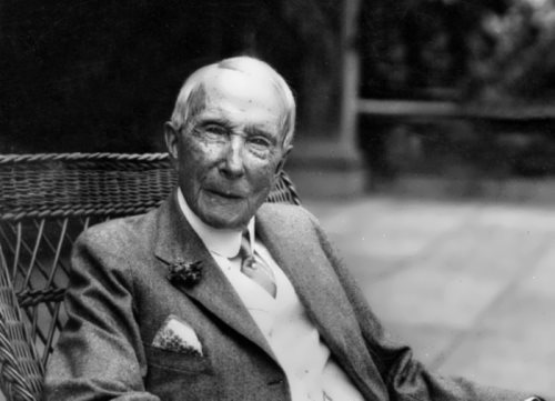 Known John D. Rockefeller