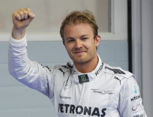 Known Nico Rosberg