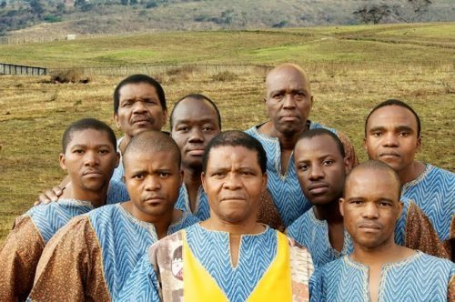 Ladysmith Black Mambazo - South African male group