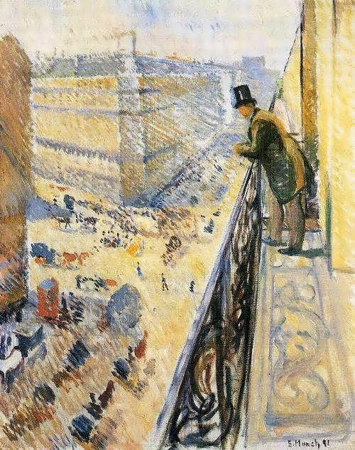 Lafayette Street, 1891