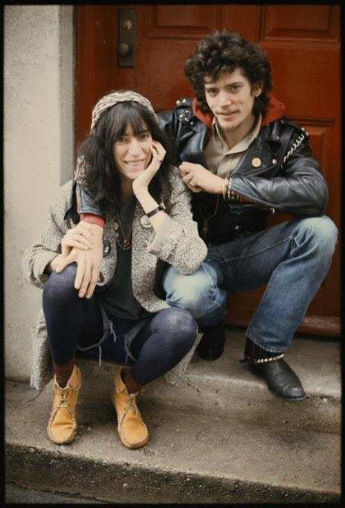 Legendary Patti Smith