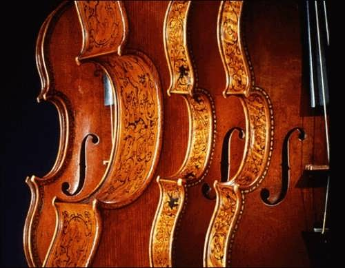 Legendary Stradivarius Violin