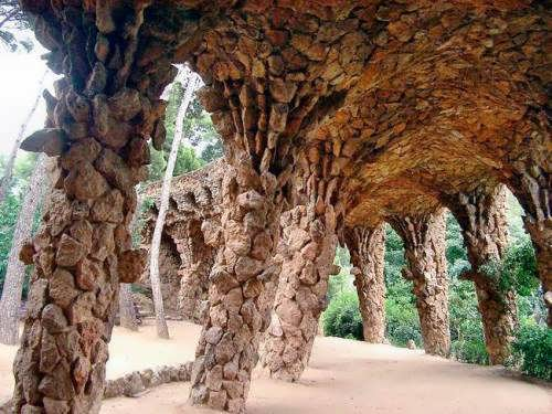 Lovely Park Guell