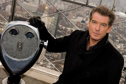 Magnificent Pierce Brosnan