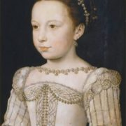 Margaret in her childhood
