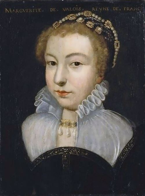 Margaret of Navarre at the age of 20
