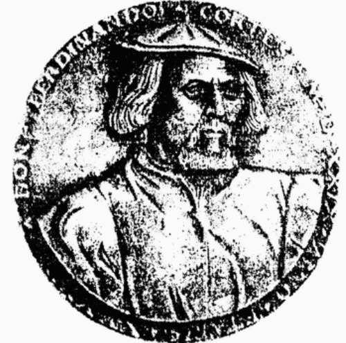 Medal depicting Cortes