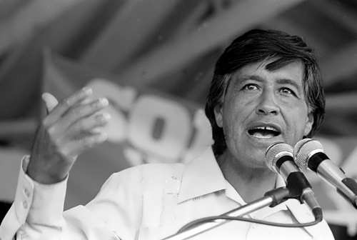 Mexican-American labor leader