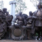 Monument to the hetmans of Ukraine