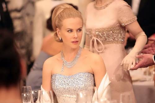 Nicole Kidman in the role of Grace Kelly