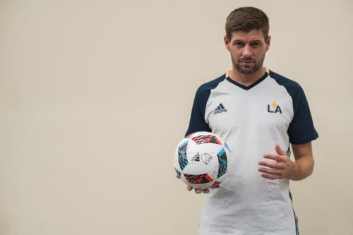 Outstanding Steven Gerrard