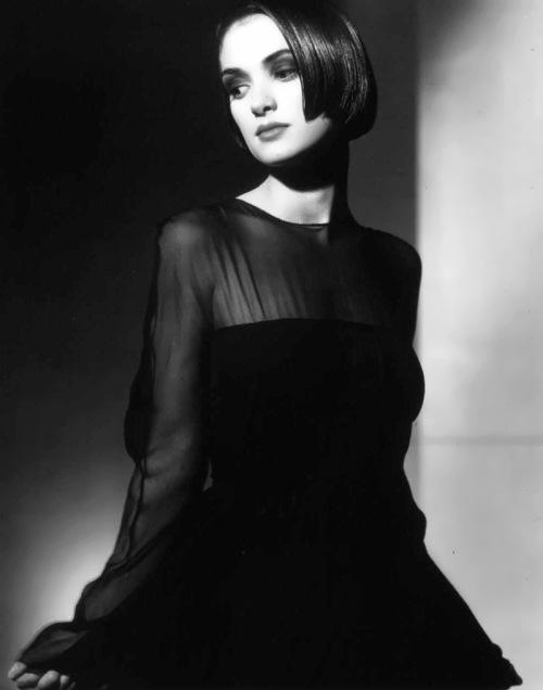 Outstanding Winona Ryder
