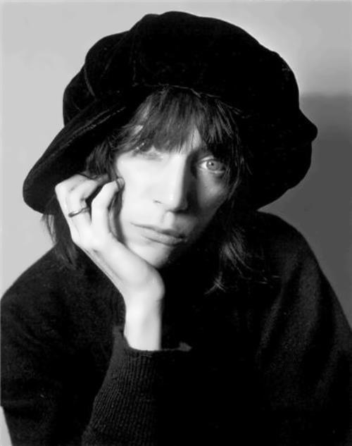 Patti Smith - godmother of punk rock