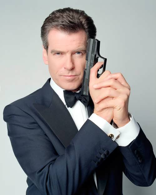 Pierce Brosnan - actor and producer