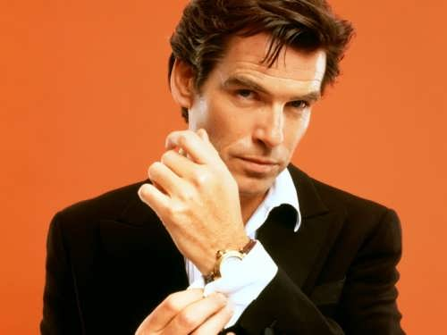Popular Pierce Brosnan