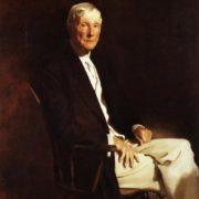 Portrait of John D. Rockefeller