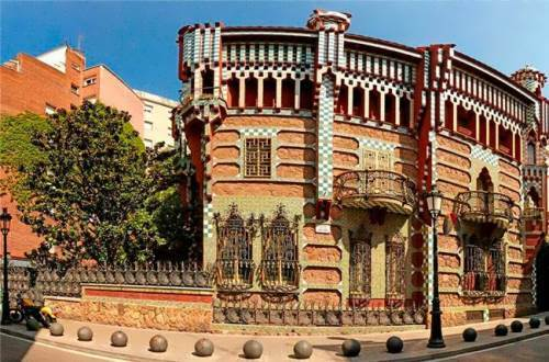 Pretty Casa Vicens