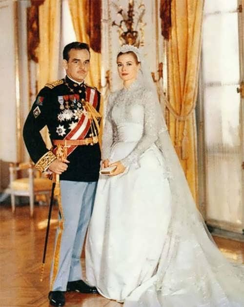 Prince and Princess of Monaco