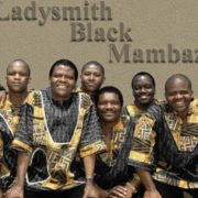 Prominent Ladysmith Black Mambazo