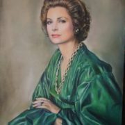Portrait of Princess Grace